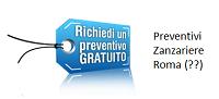 preventivi zanzariere roma