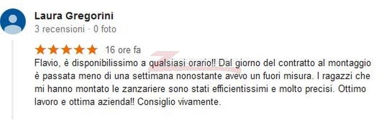 costo zanzariere roma