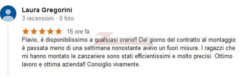 installazione zanzariere a roma